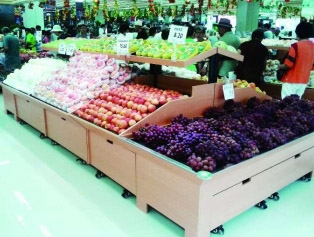 唐山市蔬果架